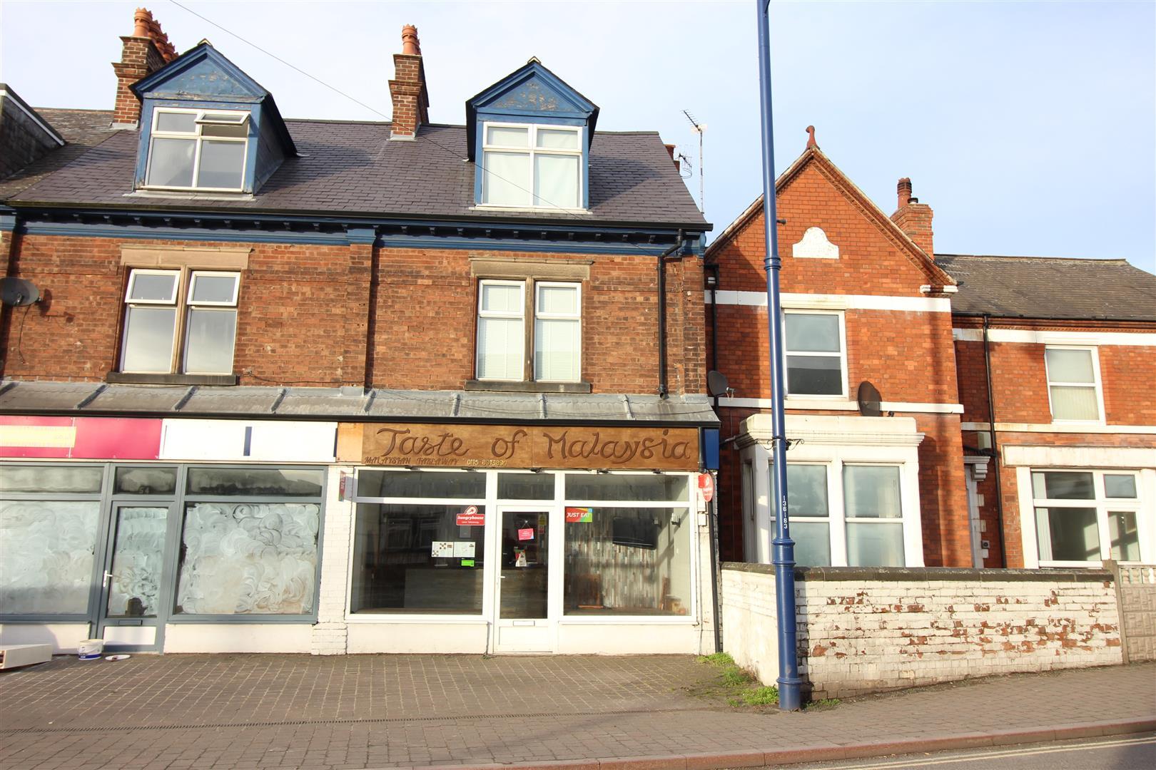 2 Bedrooms Shop Commercial for sale in Station Road, Sandiacre, Nottingham